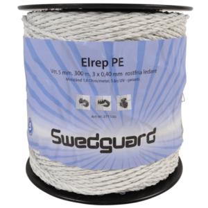 eltau-elektrisk gjerde-PE-hvit