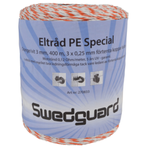 eltråd-elektrisk gjerde-PE-special