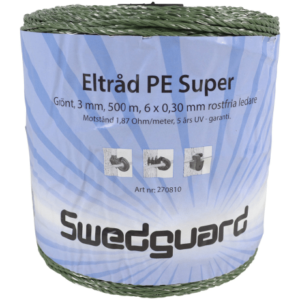 eltråd-elektrisk gjerde-PE-super