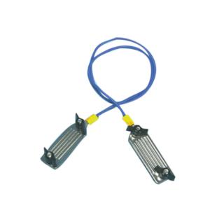 strømgjerde, elektrisk gjerde, innhegning, strømkabel, tilkobling