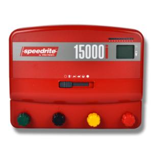 speedrite 15000i, gjerdeapparat, strømgjerder, elektrisk gjerde, innhegning