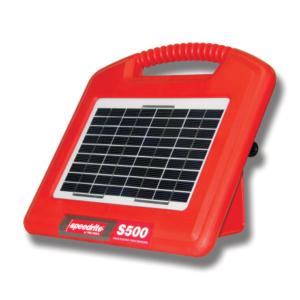 speedrite, viper s500, solcellepanel, strømgjerder, elektrisk gjerde, innhegning