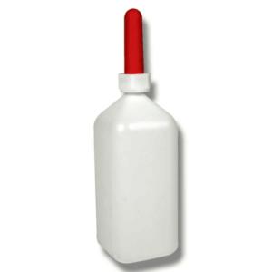 foringsflaske 2 liter med smokk
