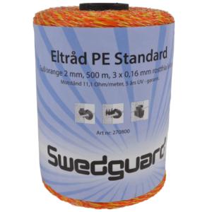 eltråd-elektrisk gjerde-PE-standard