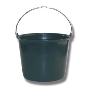 plastbøtte 20 liter, kraftig, LD-Polyetylen