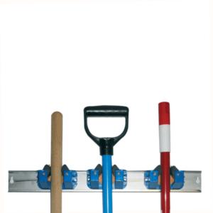 redskapshenger, justerbar, tre plasser til redskap