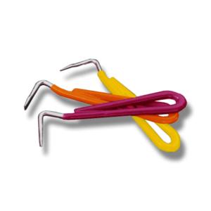 hesteutstyr hovskrape neon