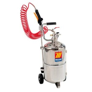 24 l WHEELED STAINLESS STEEL SPRAYER 304
