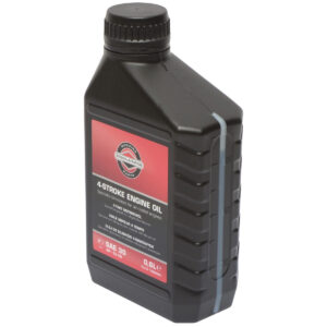 B&S Olje 0,6Liter Sae-30