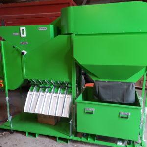 ISM-10 CSC Kornsorteringsverk