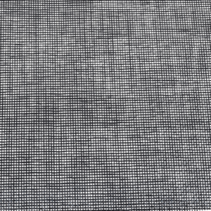 Vindduk 2m bredde 250g/m² Sort